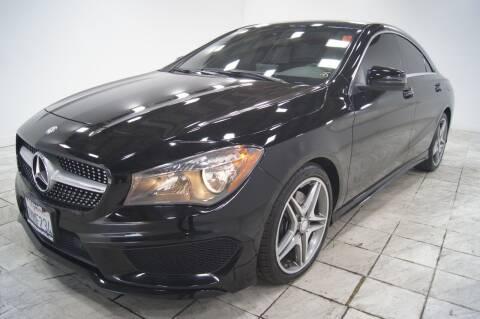 2015 Mercedes-Benz CLA for sale at Sacramento Luxury Motors in Carmichael CA