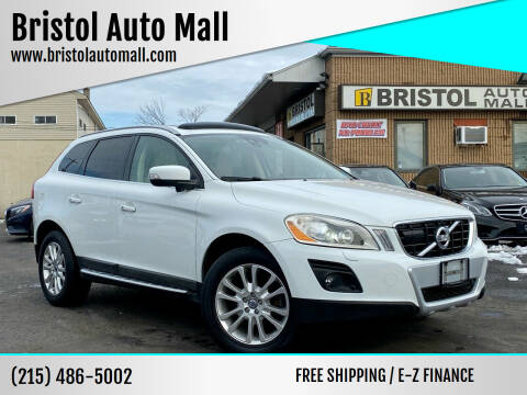 2010 Volvo XC60 for sale at Bristol Auto Mall in Levittown PA