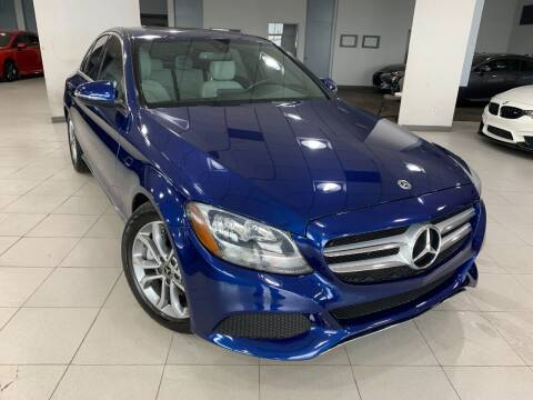 2018 Mercedes-Benz C-Class for sale at Auto Mall of Springfield in Springfield IL