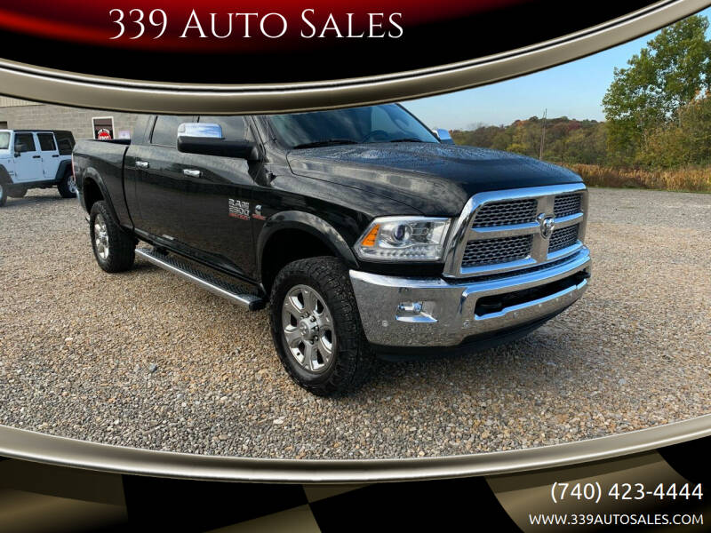 2017 RAM Ram Pickup 2500 for sale at 339 Auto Sales in Belpre OH