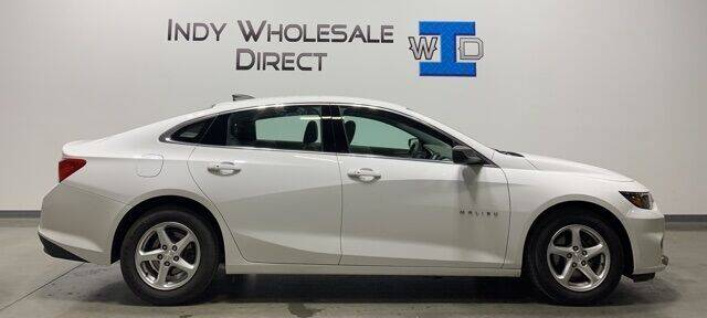 2017 Chevrolet Malibu for sale at Indy Wholesale Direct in Carmel IN