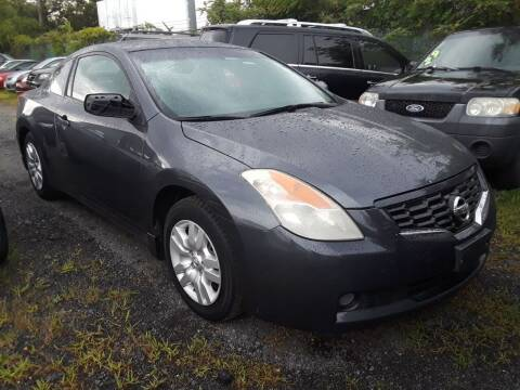 2009 Nissan Altima for sale at M & M Auto Brokers in Chantilly VA