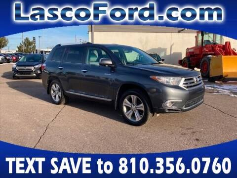 2013 Toyota Highlander for sale at LASCO FORD in Fenton MI
