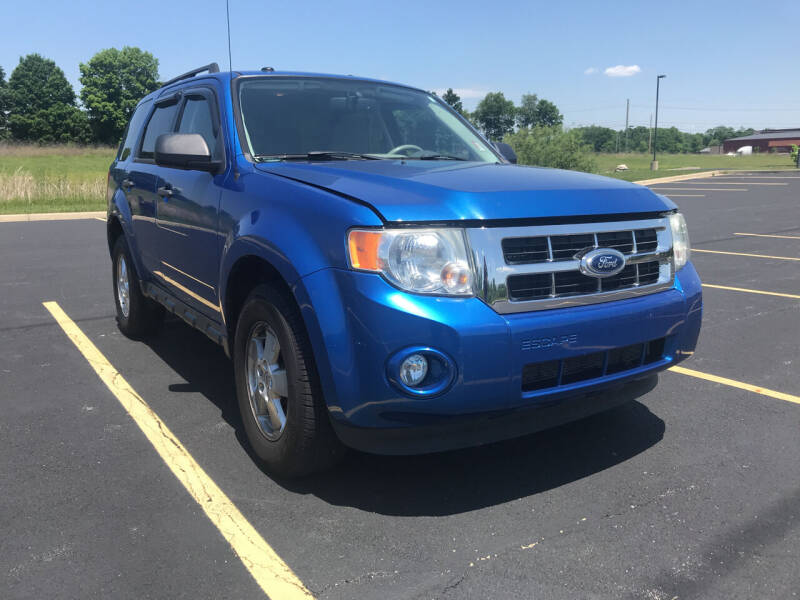 2011 Ford Escape for sale at Quality Motors Inc in Indianapolis IN