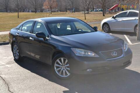 2007 Lexus ES 350 for sale at GLADSTONE AUTO SALES    GUARANTEED CREDIT APPROVAL in Gladstone MO