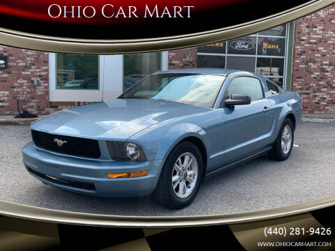 2006 Ford Mustang for sale at Ohio Car Mart in Elyria OH