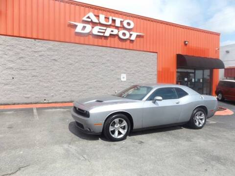 2016 Dodge Challenger for sale at Auto Depot of Madison in Madison TN