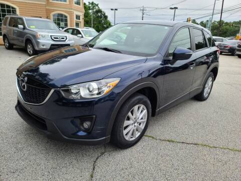 2015 Mazda CX-5 for sale at Car and Truck Exchange, Inc. in Rowley MA