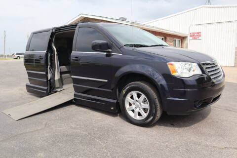 2010 Chrysler Town and Country for sale at Liberty Truck Sales in Mounds OK