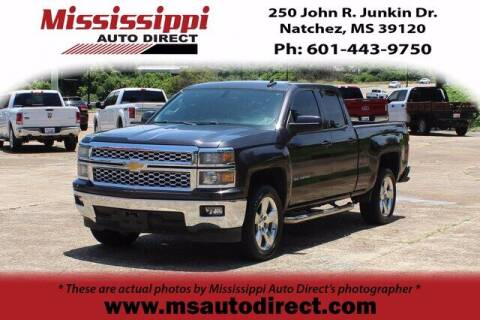 2015 Chevrolet Silverado 1500 for sale at Auto Group South - Mississippi Auto Direct in Natchez MS