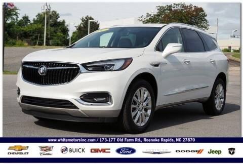 2021 Buick Enclave for sale at WHITE MOTORS INC in Roanoke Rapids NC