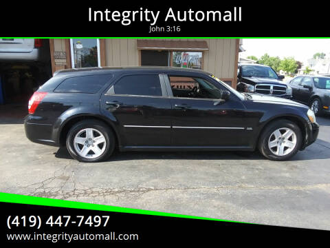 2007 Dodge Magnum for sale at Integrity Automall in Tiffin OH