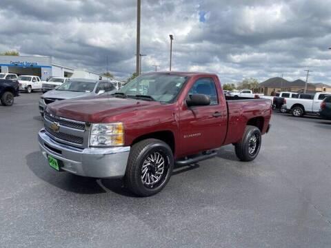 2013 Chevrolet Silverado 1500 for sale at DOW AUTOPLEX in Mineola TX