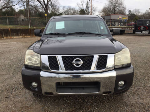 2010 Nissan Titan for sale at Beckham's Used Cars in Milledgeville GA