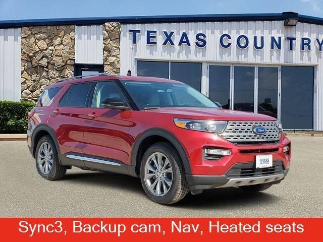 2021 Ford Explorer for sale in Winnsboro, TX