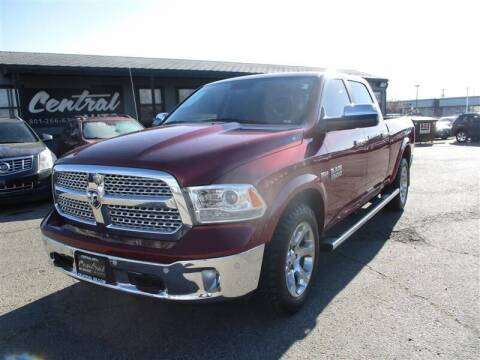 2015 RAM Ram Pickup 1500 for sale at Central Auto in South Salt Lake UT