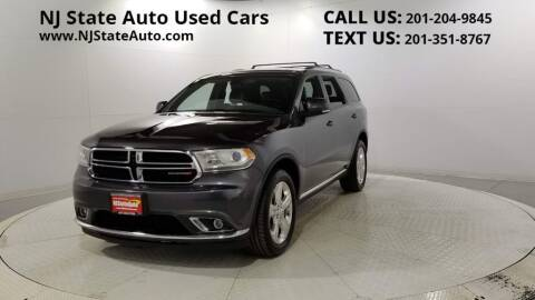 2014 Dodge Durango for sale at NJ State Auto Auction in Jersey City NJ