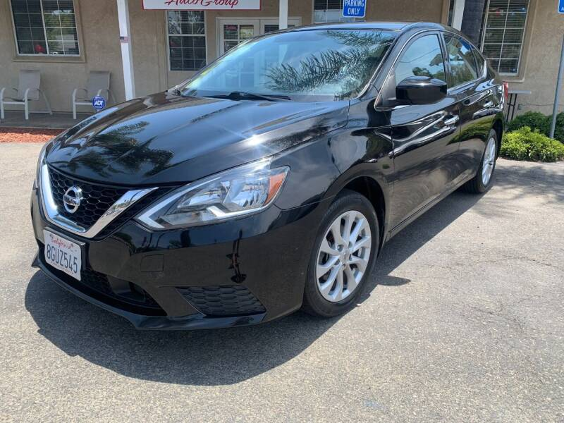 2018 Nissan Sentra for sale at North Coast Auto Group in Fallbrook CA
