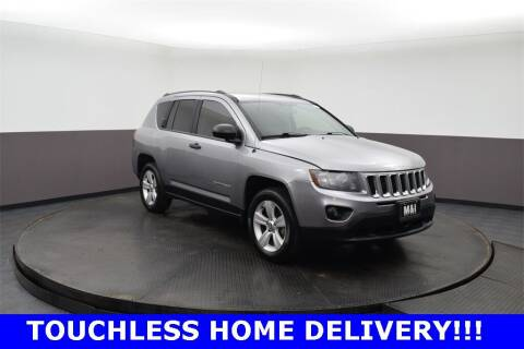 2016 Jeep Compass for sale at M & I Imports in Highland Park IL