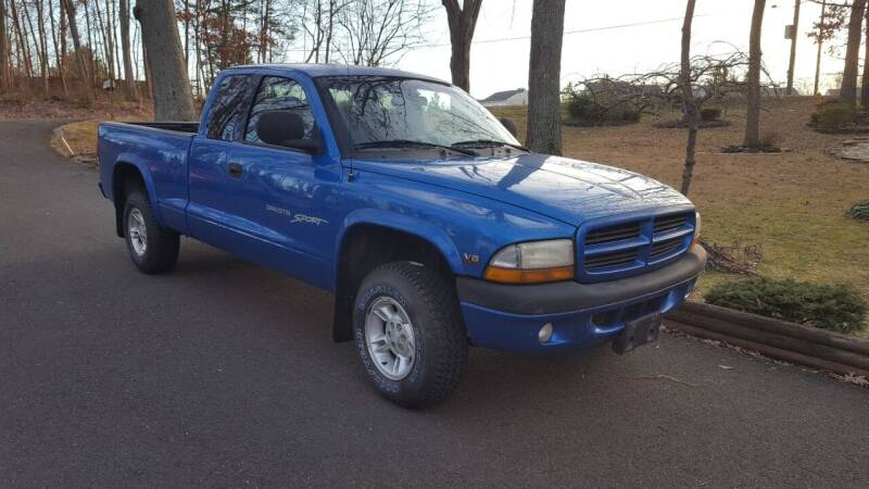1999 Dodge Dakota for sale at Economy Auto Sales in Dumfries VA
