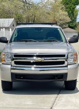 2007 Chevrolet Silverado 1500 for sale at Suburban Auto Sales LLC in Madison Heights MI