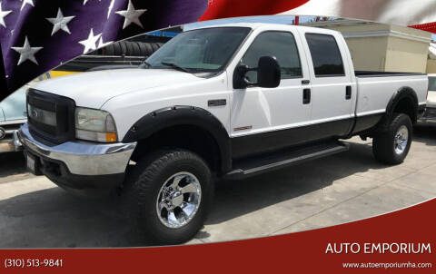 2004 Ford F-250 Super Duty for sale at Auto Emporium in Wilmington CA