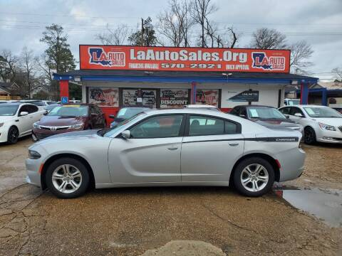 2019 Dodge Charger for sale at LA Auto Sales in Monroe LA