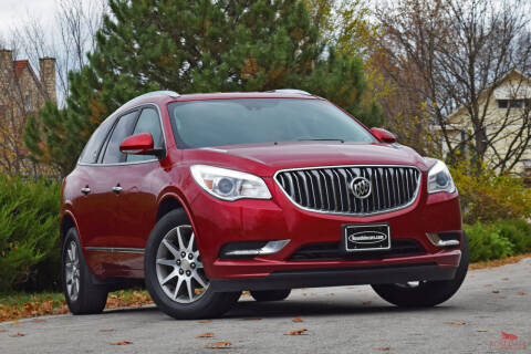 2014 Buick Enclave for sale at Rosedale Auto Sales Incorporated in Kansas City KS