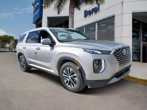 2022 Hyundai Palisade for sale at DORAL HYUNDAI in Doral FL