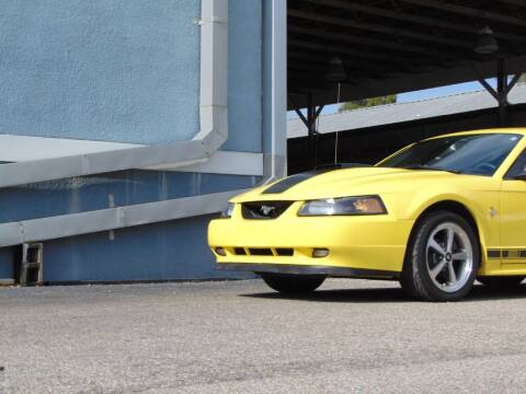 2003 Ford Mustang for sale at Ratchet Motorsports in Gibsonton FL