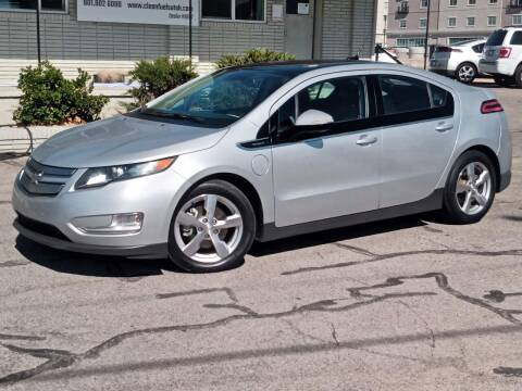 2011 Chevrolet Volt for sale at Clean Fuels Utah - SLC in Salt Lake City UT