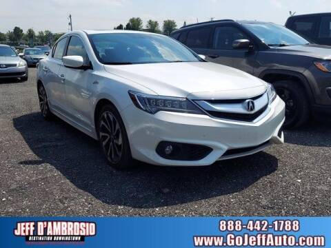 2018 Acura ILX for sale at Jeff D'Ambrosio Auto Group in Downingtown PA