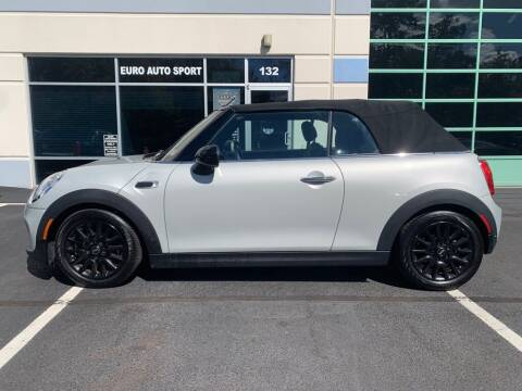 2017 MINI Convertible for sale at Euro Auto Sport in Chantilly VA