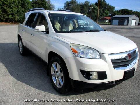 2008 Saturn Outlook for sale at Gary Simmons Lease - Sales in Mckenzie TN