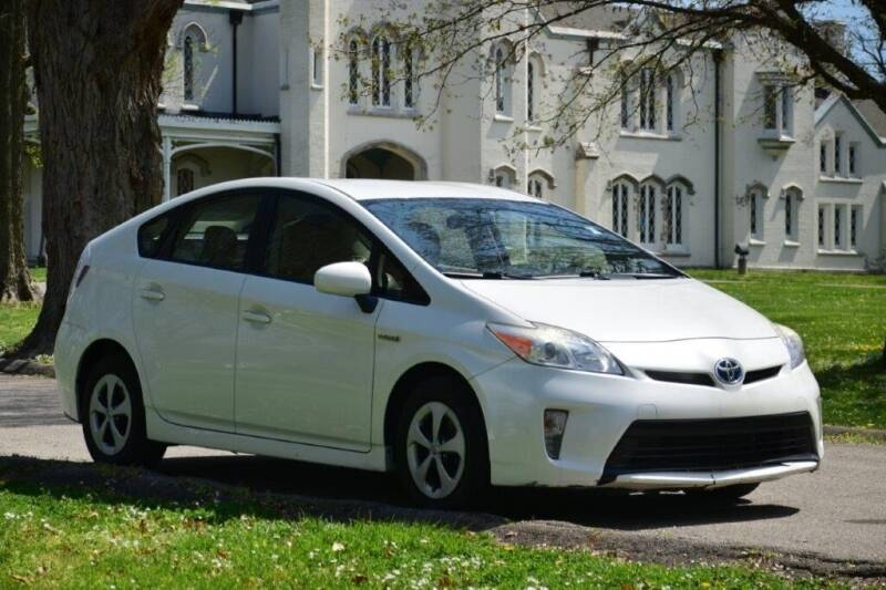 2014 Toyota Prius for sale at Digital Auto in Lexington KY