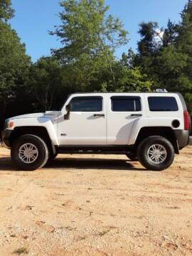 2008 HUMMER H3 for sale at Classic Car Deals in Cadillac MI