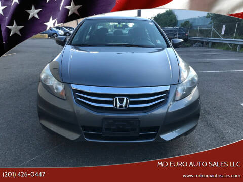 2011 Honda Accord for sale at MD Euro Auto Sales LLC in Hasbrouck Heights NJ