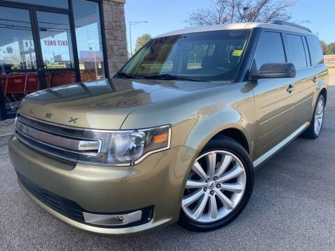 2013 Ford Flex for sale at Gwinnett Luxury Motors in Buford GA