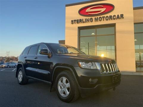 2011 Jeep Grand Cherokee for sale at Sterling Motorcar in Ephrata PA