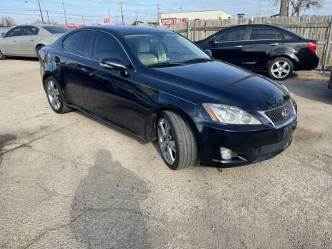 2009 Lexus IS 250 for sale at The Kar Store in Arlington TX