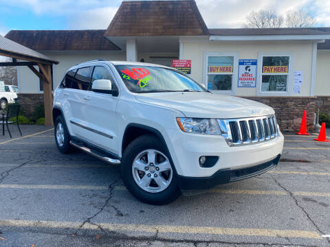 2011 Jeep Grand Cherokee for sale at Hola Auto Sales Doraville in Doraville GA