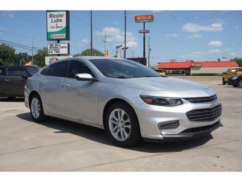 2016 Chevrolet Malibu for sale at Autosource in Sand Springs OK