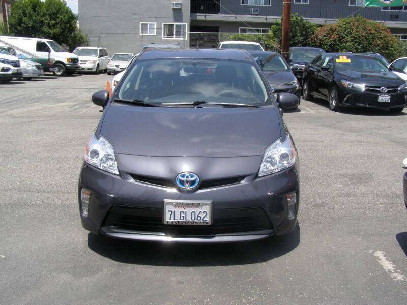 2015 Toyota Prius for sale at Eden Motor Group in Los Angeles CA