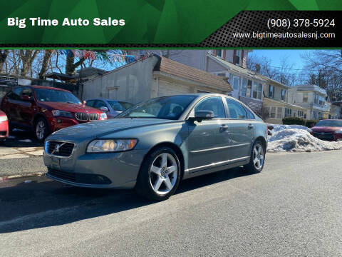 2008 Volvo S40 for sale at Big Time Auto Sales in Vauxhall NJ