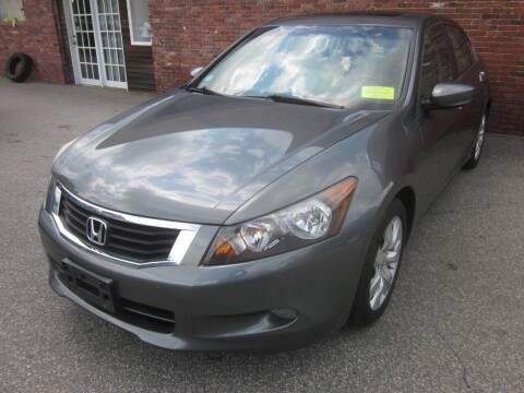 2010 Honda Accord for sale at Tewksbury Used Cars in Tewksbury MA