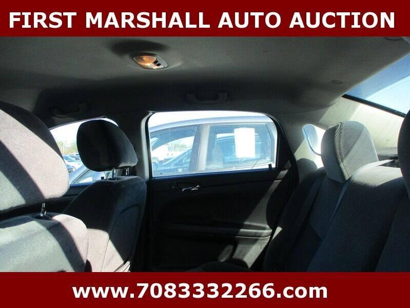 2012 Chevrolet Impala LT Fleet 4dr Sedan - Harvey IL
