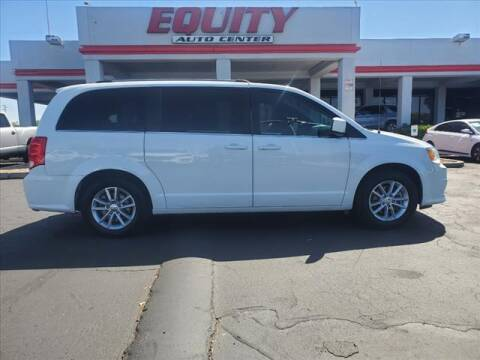 2019 Dodge Grand Caravan for sale at EQUITY AUTO CENTER in Phoenix AZ