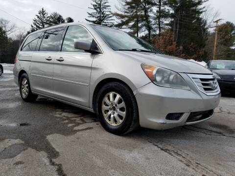 2008 Honda Odyssey for sale at Official Auto Sales in Plaistow NH