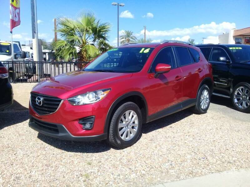 2016 Mazda CX-5 for sale at 1ST AUTO & MARINE in Apache Junction AZ