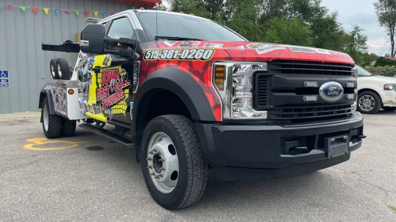 2019 Ford F-450 Super Duty for sale in Des Moines, IA